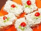 Рецепта Домашен пастет от извара, целина и лук